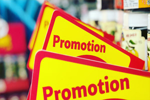 Consumer Promotions Executions